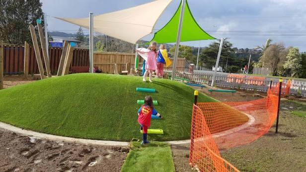 Birkdale Road playground